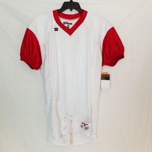 Wilson's Football jersey